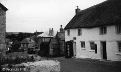Mithian, The Village c.1960