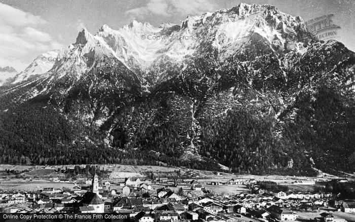 Photo of Mittenwald, c.1930