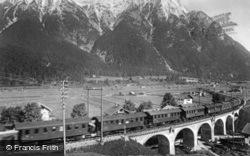The Railway c.1930, Mittenwald