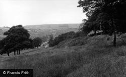 From Jumples Cragg c.1960, Mixenden