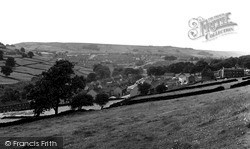 From Page Hill c.1960, Mixenden