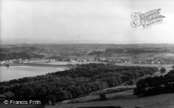 View From Hunter Hill c.1960, Mixenden