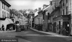 Broad Street c.1950, Modbury