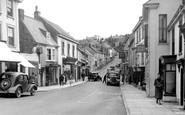 Modbury, Broad Street c1950