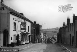 Brownston Road c.1950, Modbury