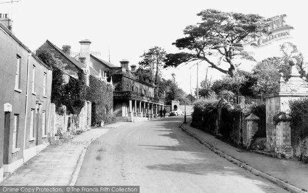 Modbury, Browston Street c1965