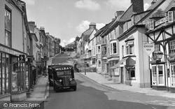Church Street c.1955, Modbury