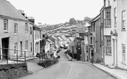 Modbury, Church Street c1950