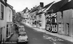 Church Street c.1960, Modbury