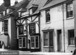 Exeter Inn c.1950, Modbury