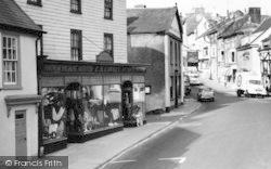 Post Office And C H Cawsey's c.1960, Modbury