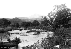 Moel Siabod, And Stepping Stones 1892