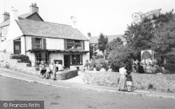Ann's Pantry c.1960, Moelfre
