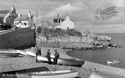 Beach c.1960, Moelfre