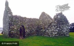 Din Lligwy Ruined Church 1985, Moelfre
