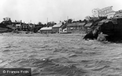 Moelfre, From The Sea c.1955