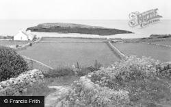 Moelfre, Island And Y Swnt c.1936