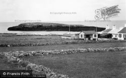 Island From Y Swnt c.1936, Moelfre