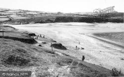 Lligwy Bay c.1950, Moelfre