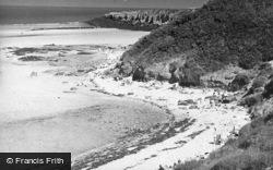 Moelfre, Lligwy Bay c.1950
