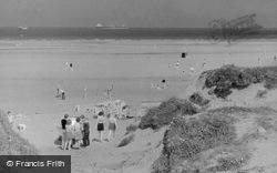 Lligwy Beach c.1955, Moelfre