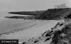 Moelfre, Lligwy Beach c.1955