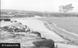 Moelfre, Lligwy Beach c.1960