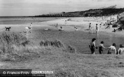Lligwy Beach c.1965, Moelfre