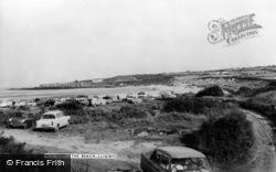 Moelfre, Lligwy Beach c.1965