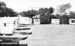 Lligwy Caravan Site c.1960, Moelfre