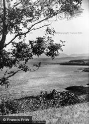 Nant Ffrancon Pass c.1960, Moelfre