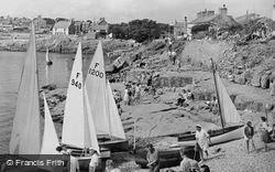 Moelfre, Regatta Day c.1955