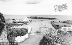 Swnt Island c.1960, Moelfre