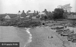 The Bay c.1936, Moelfre