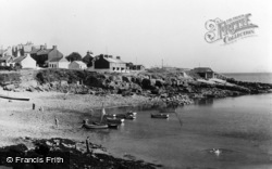 Moelfre, The Bay c.1955