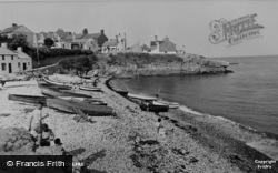 Moelfre, The Beach c.1960