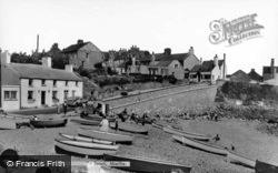 The Beach c.1960, Moelfre