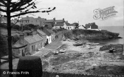 The Harbour c.1936, Moelfre