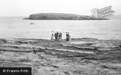 Moelfre, The Island c.1936