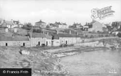 Moelfre, The Village c.1946