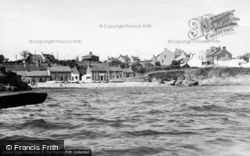 Moelfre, View From Sea c.1946