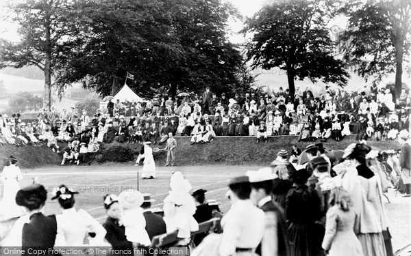 Moffat, British Tennis Championships 1892