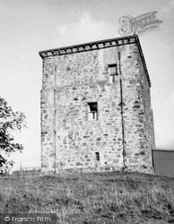 Moffat, Lochhouse Tower 1949