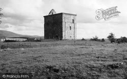 Moffat, Lochhouse Tower 1949