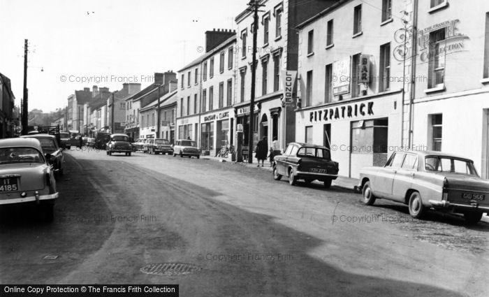 Photo of Mohill, Main Street c.1960