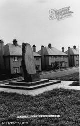 Mold, Daniel Owen Memorial c.1960
