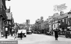 Mold, High Street c.1955