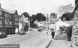 Mold, High Street c.1960