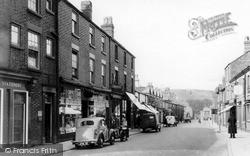 Mold, New Street c.1955
