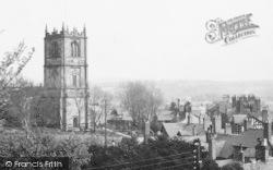 Mold, The Church c.1950